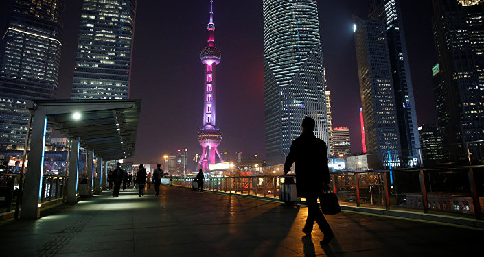 中國在爭奪全球貿易市場方面發出新的挑戰