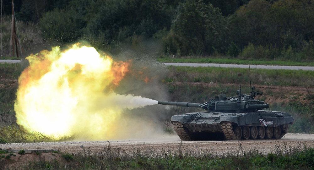 美雜誌對比俄羅斯T-90與美國艾布拉姆斯