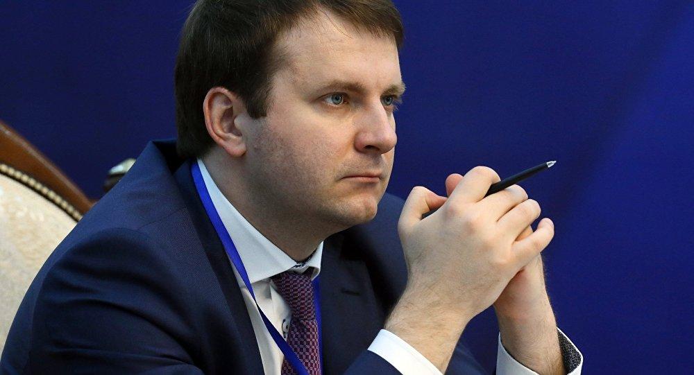 马克西姆•奥列什金俄经济发展部长:美国在亚太经合组织峰会上对总结性文件持非建设性观点