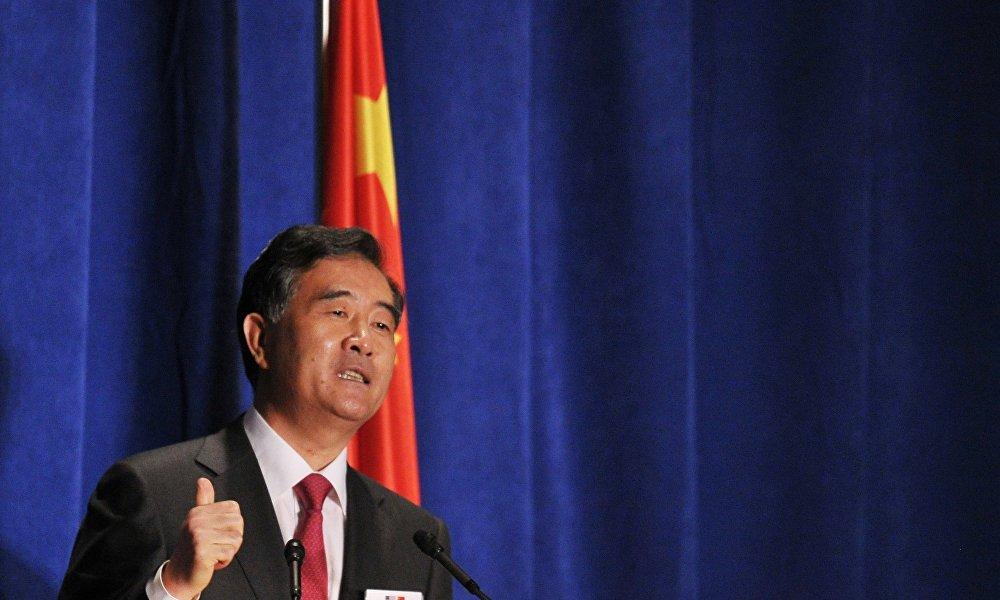 中国副总理汪洋