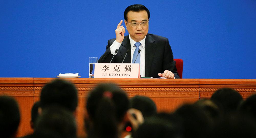 李克強當選中國國務院總理