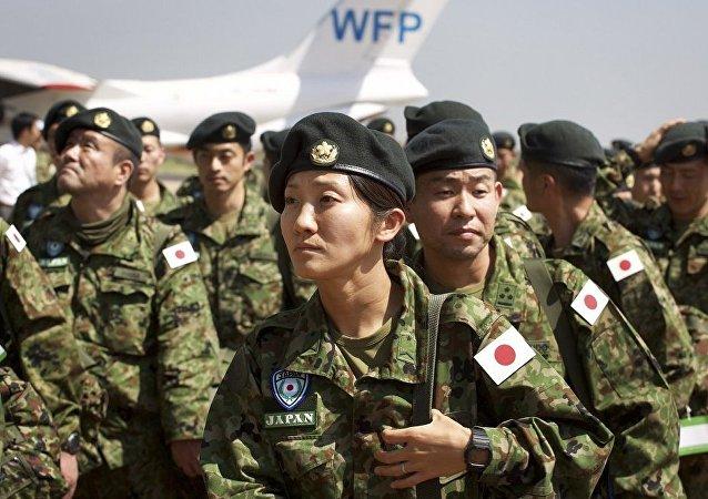 日本陸戰隊