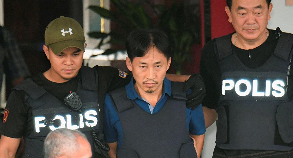 媒體:馬來西亞驅逐出境的金正男案嫌犯涉嫌參與武器走私