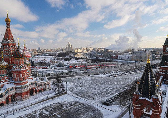衛衛星通訊社莫斯科2月27日電 俄總統新聞秘書佩斯科夫2月27日向記者表示,俄羅斯在落實聯合國安理會關於東古塔的決議。