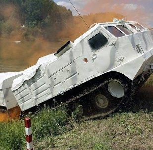 DT「勇士」越野車