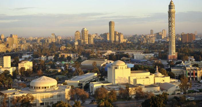埃及首都开罗