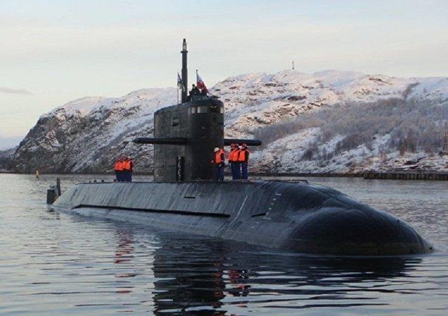 677型「拉達」級潛艇