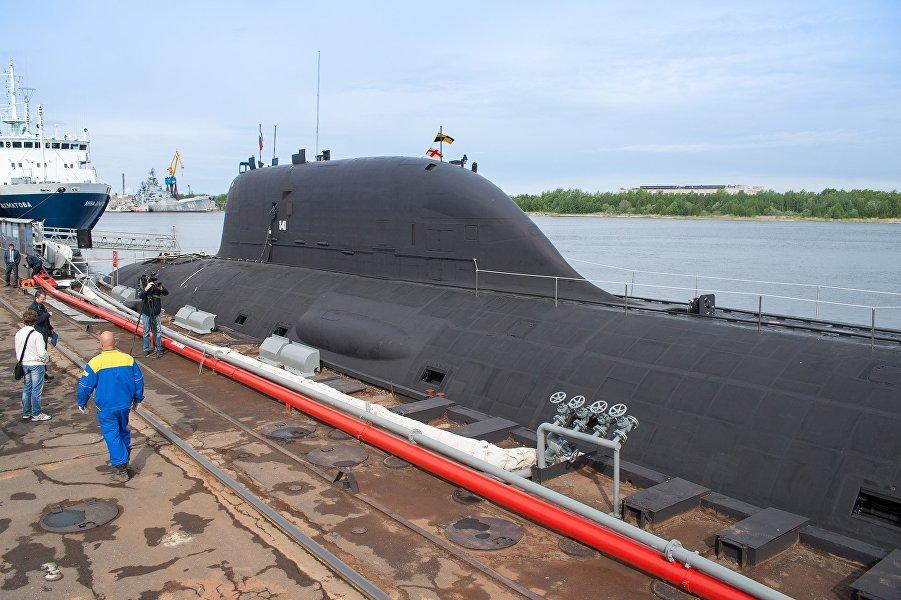 北德文斯克號