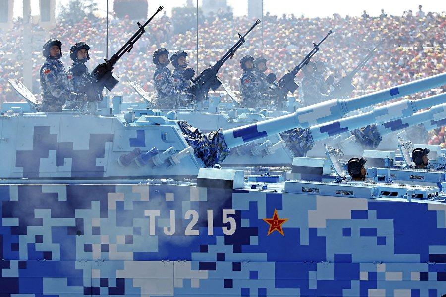 2015年,曾举行二战太平洋战场胜利70周年阅兵。