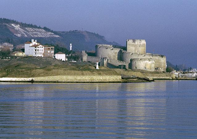土耳其开始建造跨达达尼尔海峡大桥