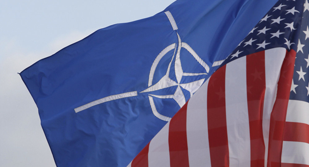 俄外交部称北约为毫不意义的军事集团
