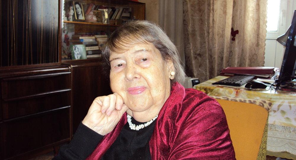 Елена Таскина
