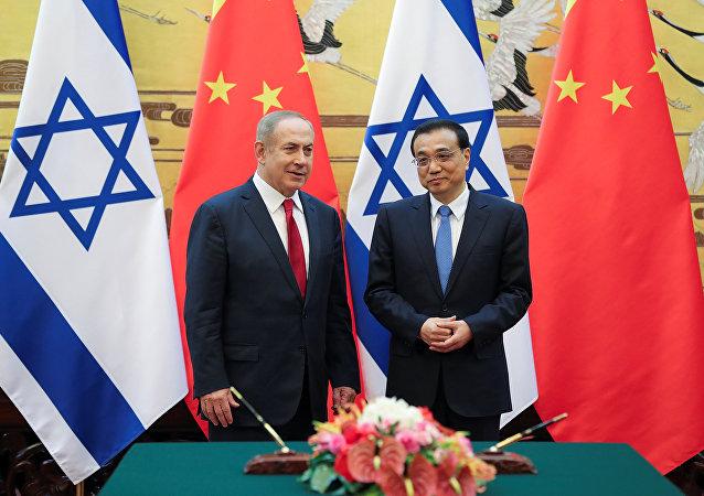 以总理访华让以色列高科技与中国经济潜力联姻