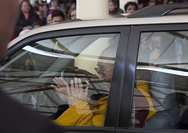 中國就邀達賴喇嘛參加國際大會警告印度