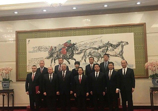 中国公安部长:俄内务部长访华将进一步加强两国安全执法合作
