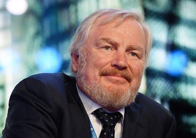 俄罗斯财政部副部长谢尔盖•斯托尔恰克