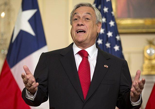 智利總統皮涅拉