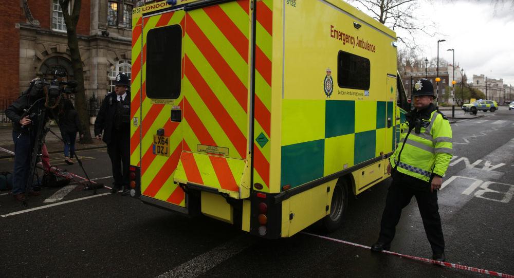 倫敦希思羅機場交通事故造成一人死亡