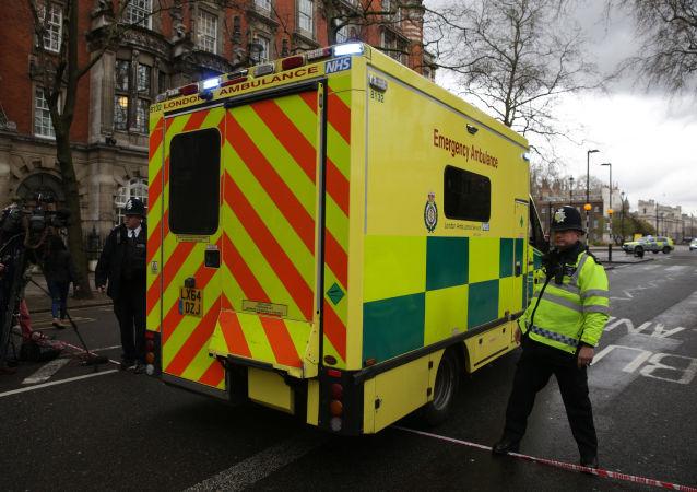 伦敦希思罗机场交通事故造成一人死亡