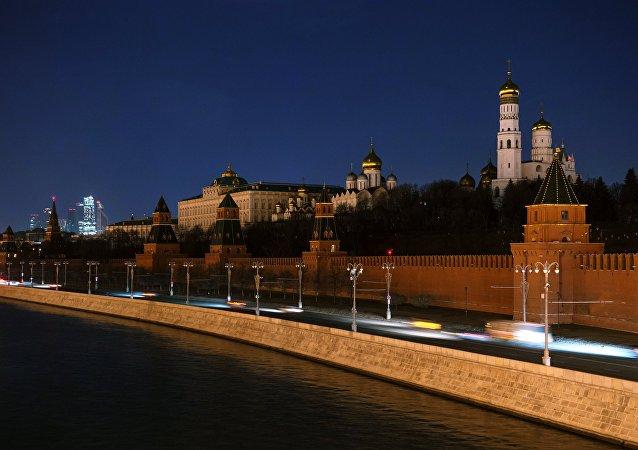 莫斯科熄燈一小時節約近3萬度電