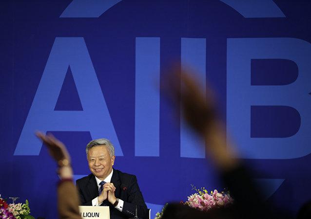 亞投行股東數量在不斷增長