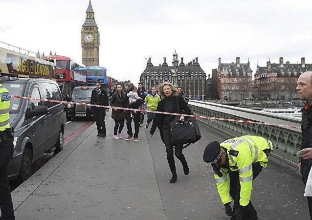 伦敦恐袭者声称为报复西方而进行圣战