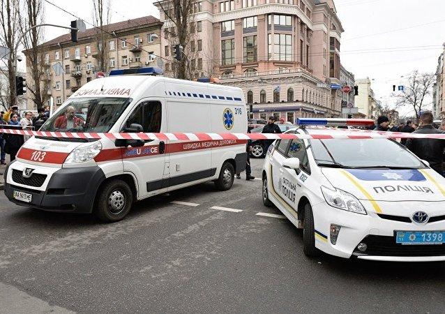 乌克兰救护车