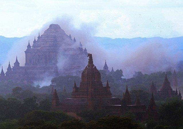 俄外交部呼吁缅甸政府尽力维护局势和平