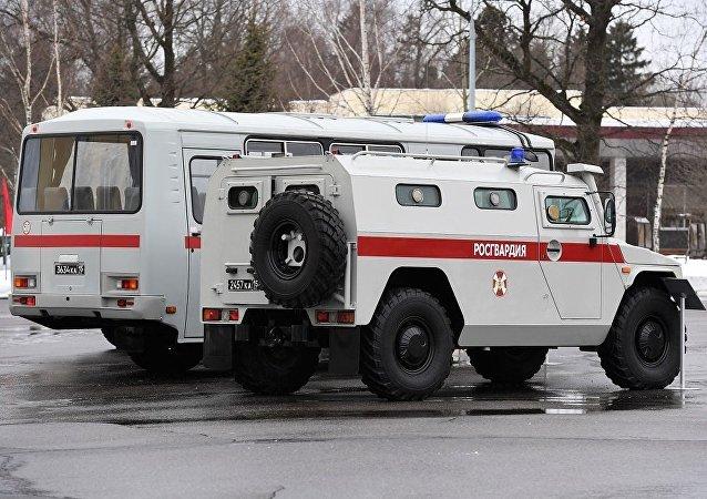 媒體:IS聲稱對俄車臣國民近衛軍遇襲負責