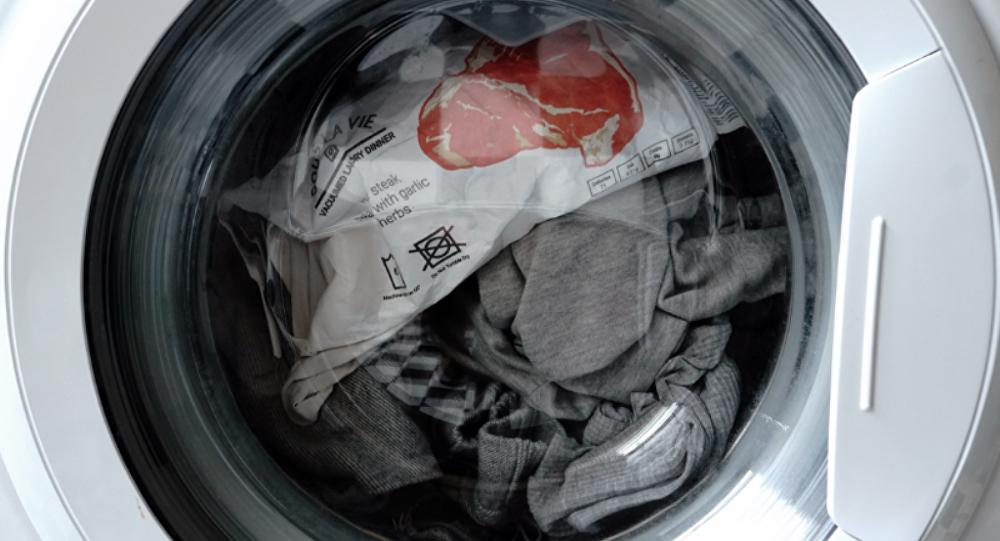 澳大利亞一隻小貓在洗衣機里「被洗」半小時後幸存