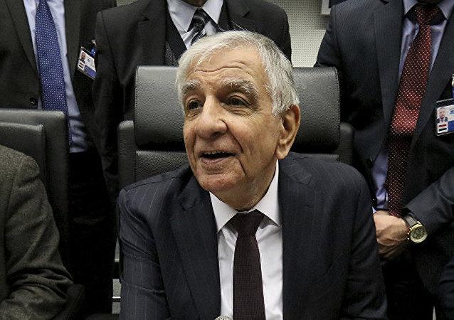 伊拉克石油部长贾巴尔∙卢艾比