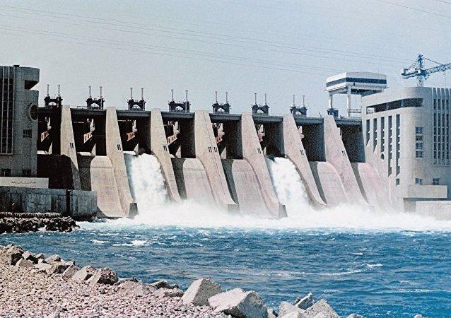 叙利亚最大水电站
