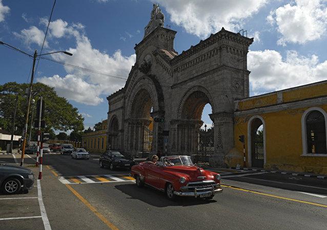 克里斯托弗·哥伦布墓地(哈瓦那)
