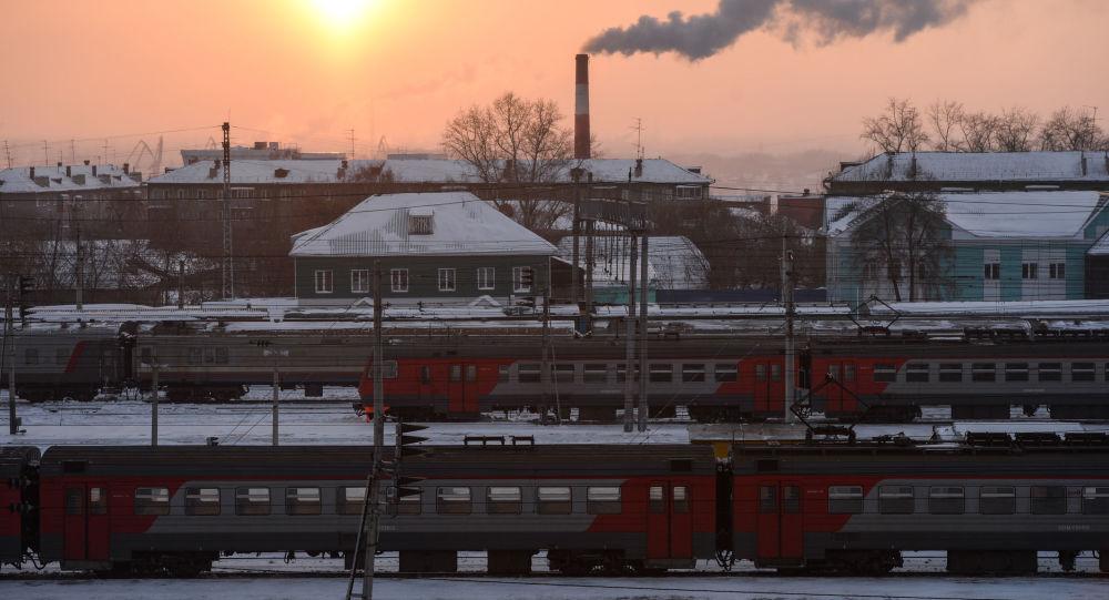跨朝鲜半岛铁路干线与西伯利亚大铁路的联通将为哈巴罗夫斯克带来巨大收益