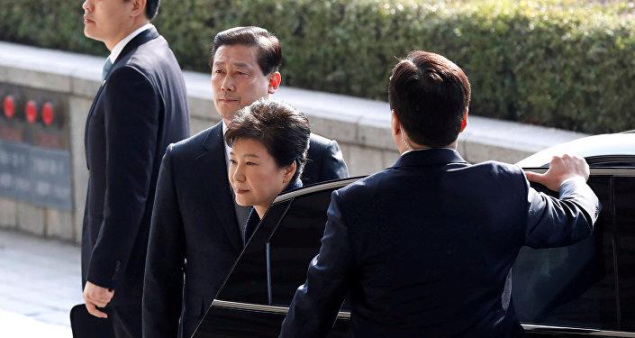 韓國檢方為前總統樸槿惠求刑30年