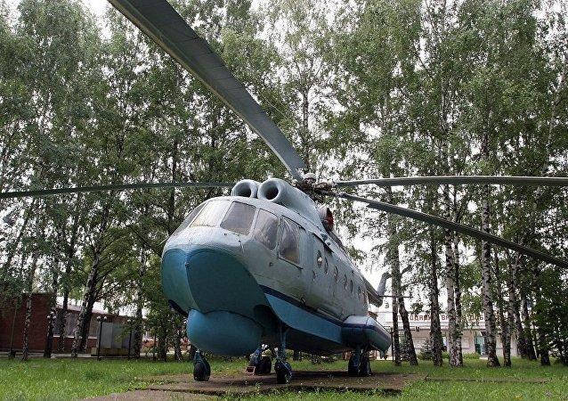 米-14直升机