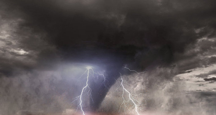 龍捲風(資料圖片)