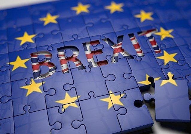 媒體:英國政府決定取消應對硬脫歐的計劃