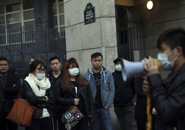 巴黎抗议集会与逮捕不是德国主流媒体的报道内容?