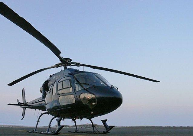 AS355 Ecureuil 2 (Twin Squirrel) 直升机