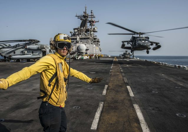 伊朗国防部长建议美国离开波斯湾