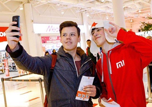 小米产品入围最受俄罗斯人青睐的五款智能手机
