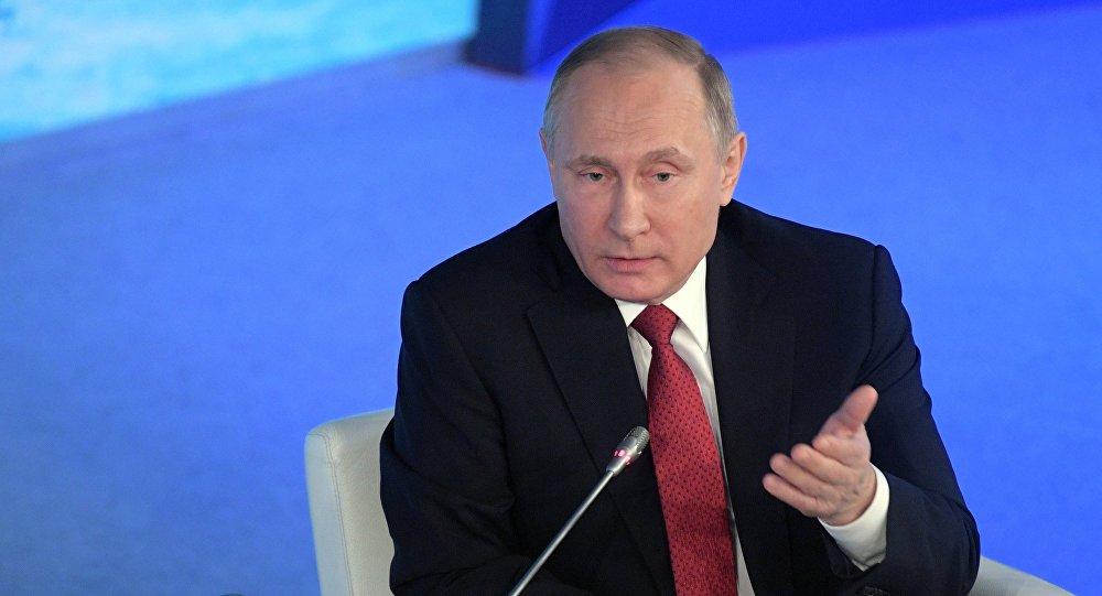 普京:议会民主缺点多  包括议员与人民脱离