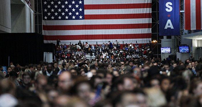 三分之二的美國人認為美應採取友好對華政策