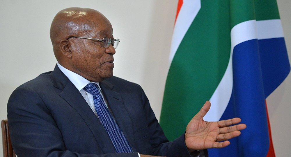 南非執政黨擬於15日對祖馬不信任投票並選舉新總統