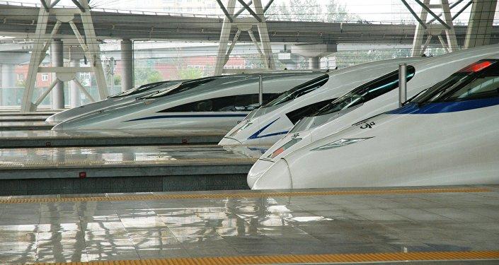 """中国""""铁路外交""""冲破日本和西方的政治阻挠"""