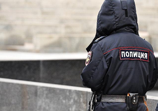 俄联邦内务部:超过30人因在胜利广场扰乱秩序而被拘留