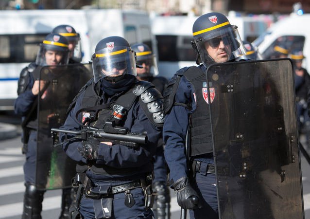 法國警方/資料圖片/
