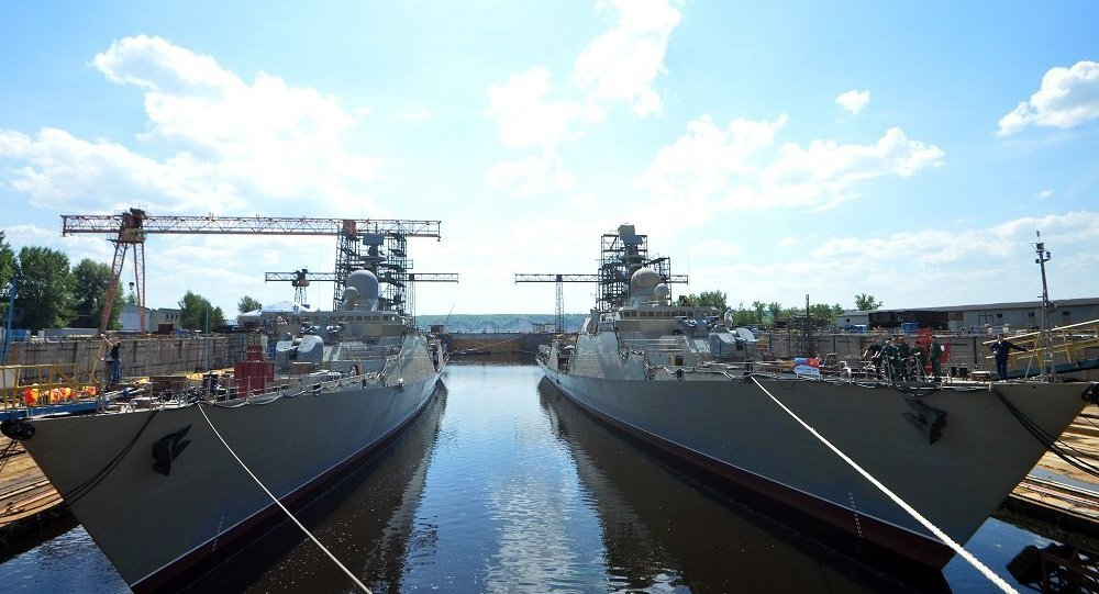 """""""猎豹-3.9""""型护卫舰"""