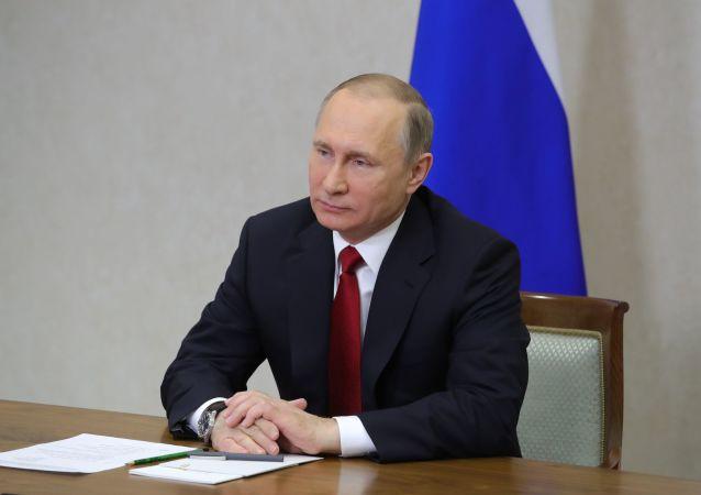 普京将同独联体国家安全机关领导人讨论特工部门协作问题